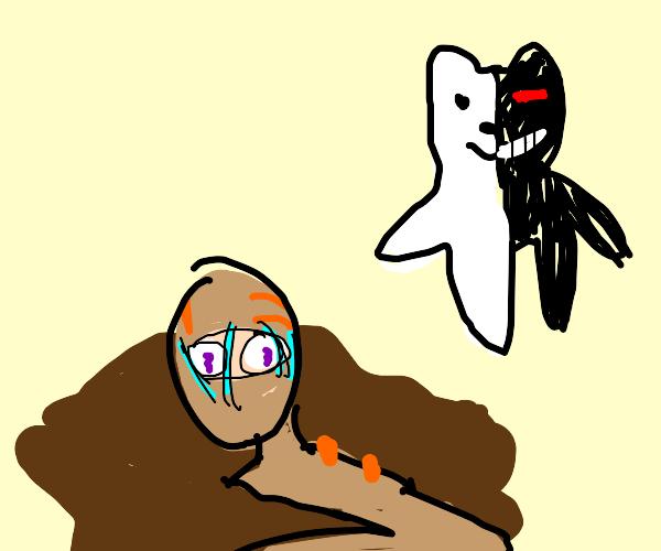 Secco's Oasis and that danganronpa bear