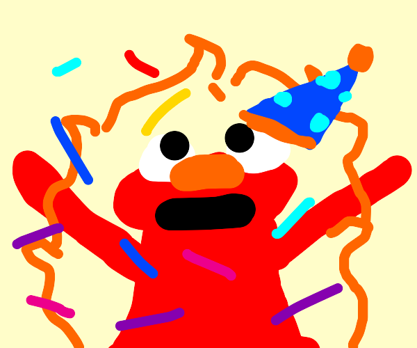 hellmo having a party