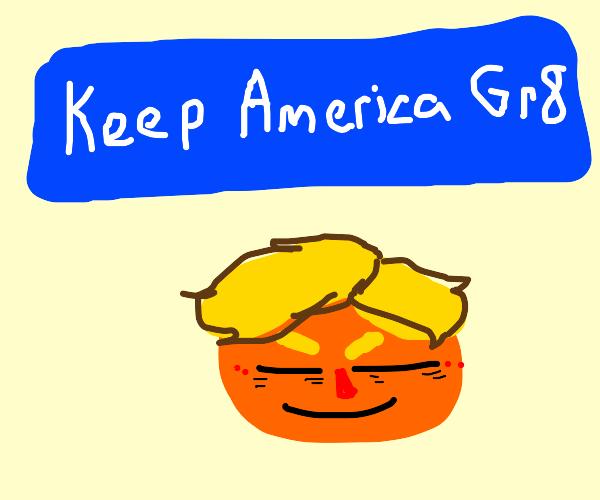 trump's new campaign