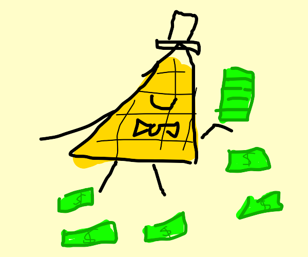 Bill Cypher makes it rain with his $$$