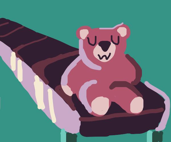 Manufacturers line making uwu teddy bears
