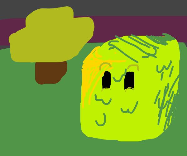 Happy slime