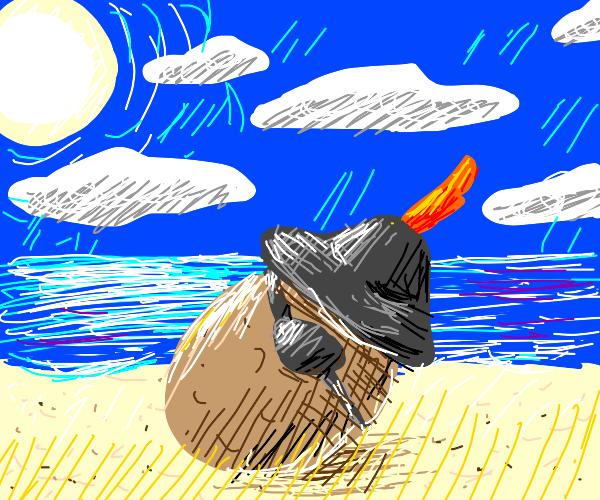 Potato Pirate