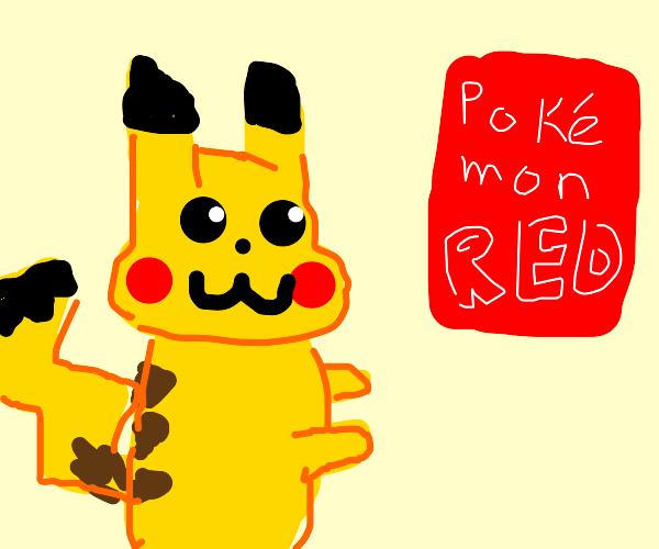 pikachu is seeing that good stuff