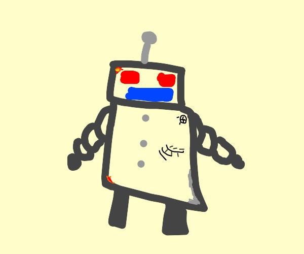 buff robot