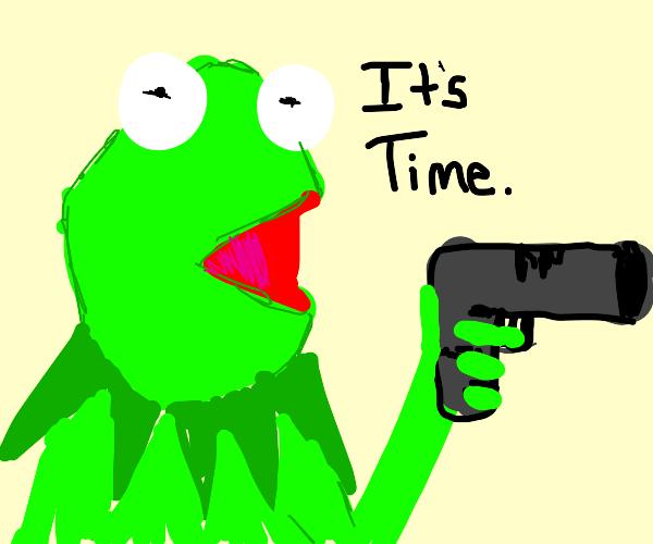 """kermit executes """"order 66"""""""