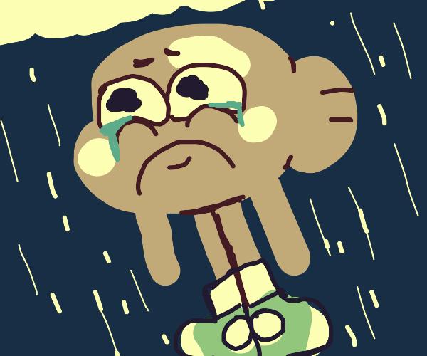 Sad Darwin (From Gumball)