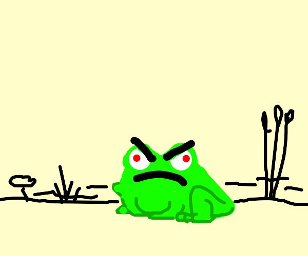 Evil Toad