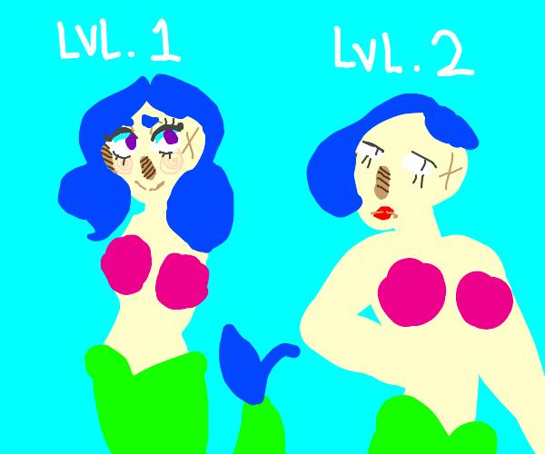 Mermaid Evolution