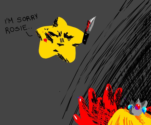 luma killed rosalina