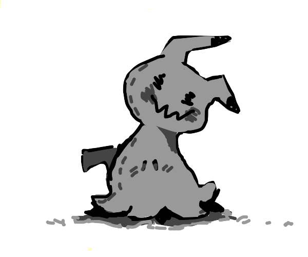 Gray Mimikyu