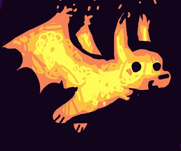 Fire bat (animal)