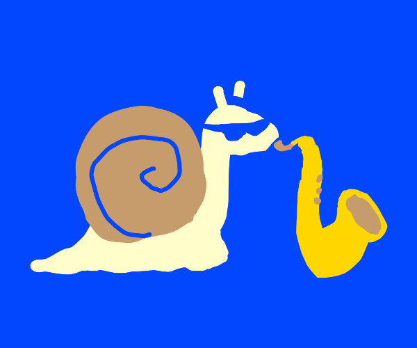jazz snail