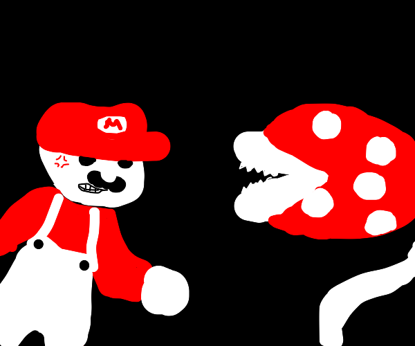 Mario vs. Audrey II