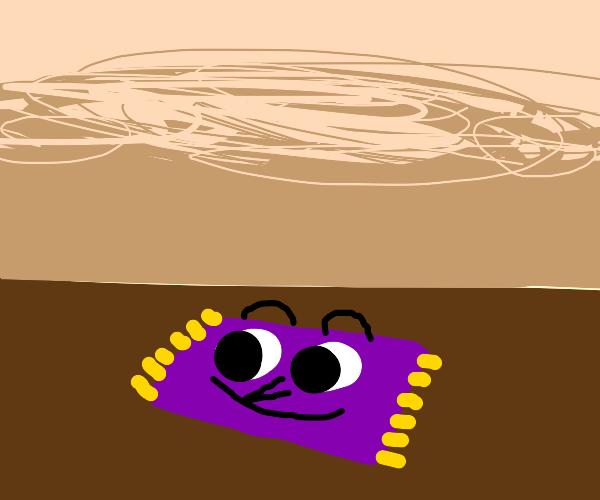 smiling carpet