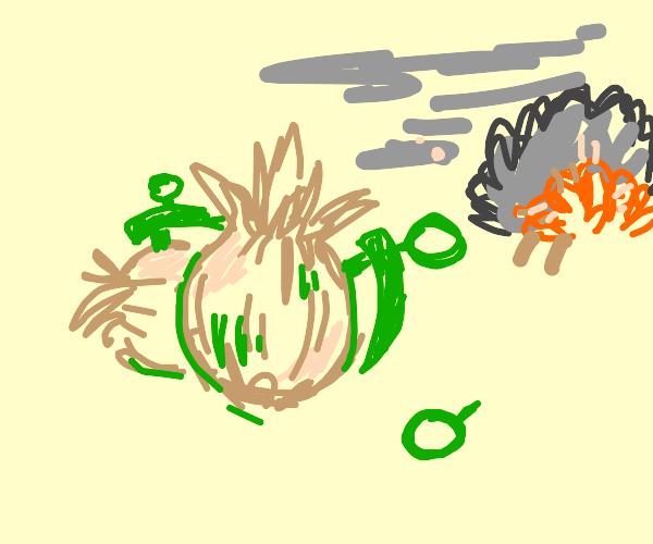 onion grenade