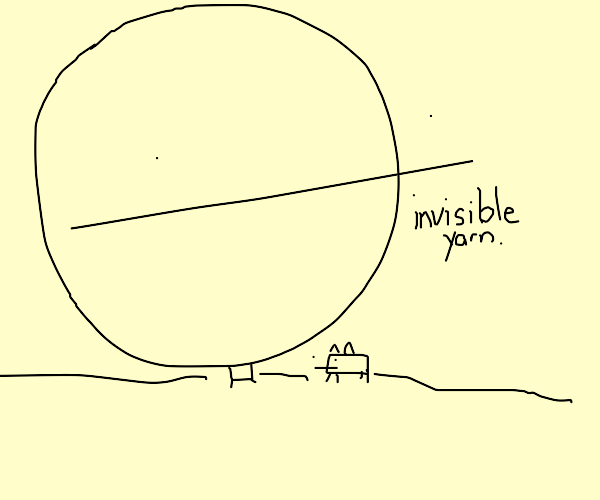Invisible Yarn