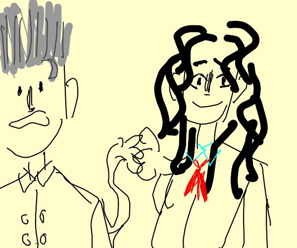 Koichi and Yukako JJBA