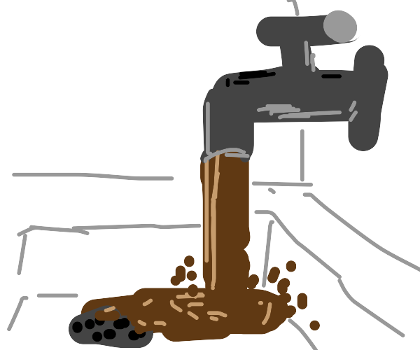 Chocolate faucet