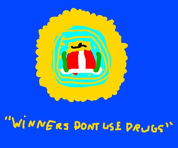 'Winners don't use drugs'- The FBI