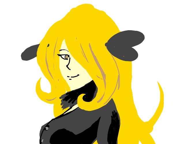 Cynthia from pokemon