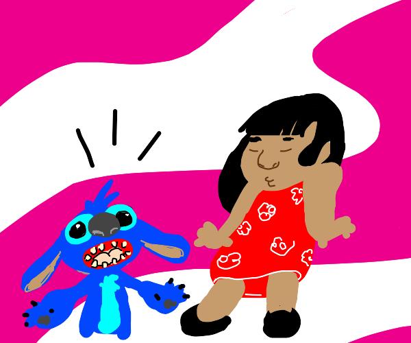 Lilo and Stitch!