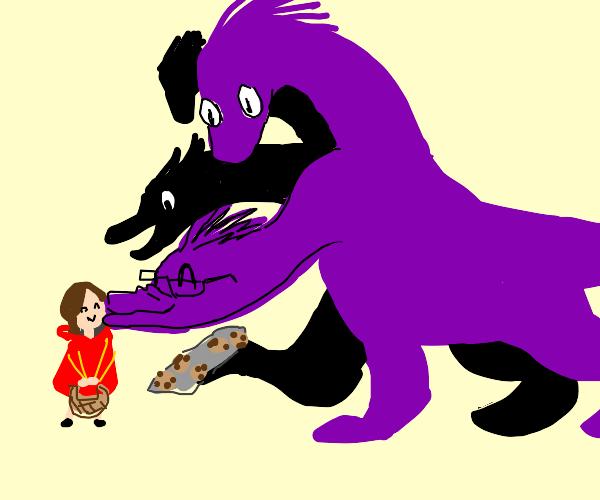 Grandma Hydra