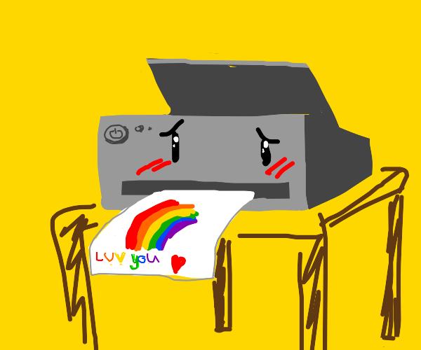 gay printer