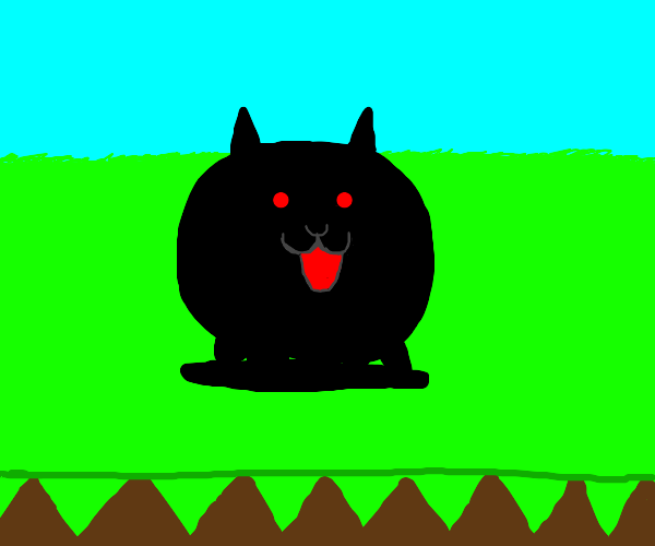 Killer Cat (Battle Cats)