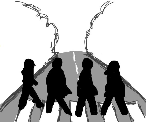 The Beatles- Abbey Road album