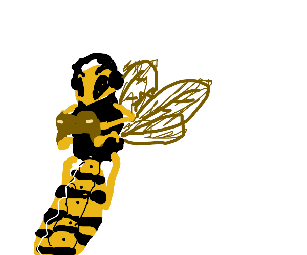gamer wasp lol