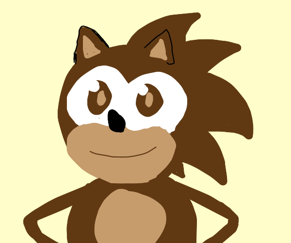 Brown Sonic
