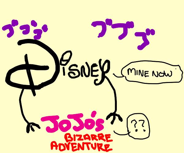 Disney buys the rights to JoJo