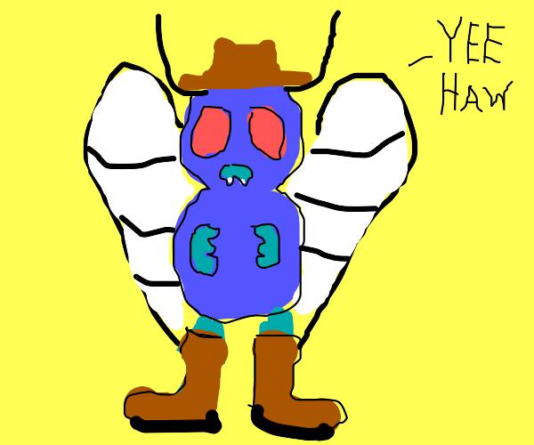 Cowboy Butterfree