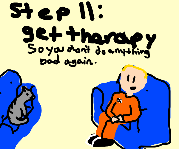 Step:10 Escape from prison anyways