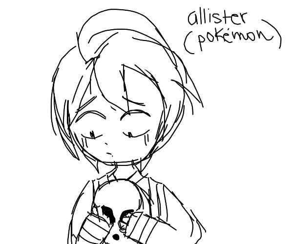 Allister (Pokemon Shield)