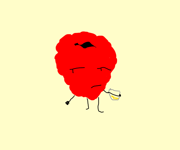 Drunk Raspberry