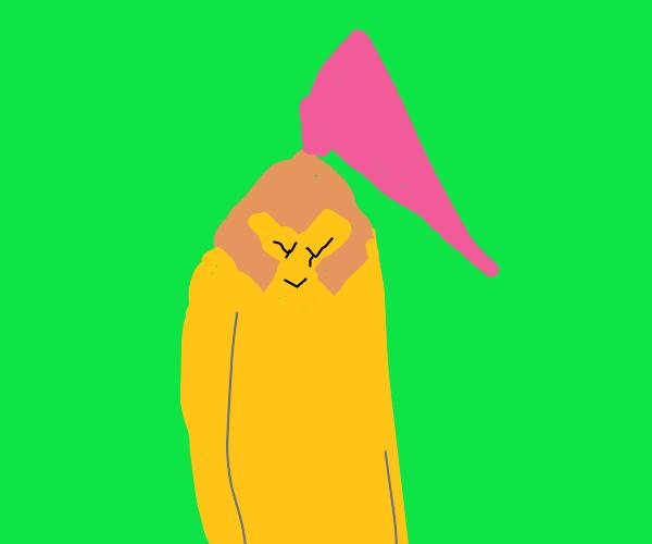 Spartan Banana