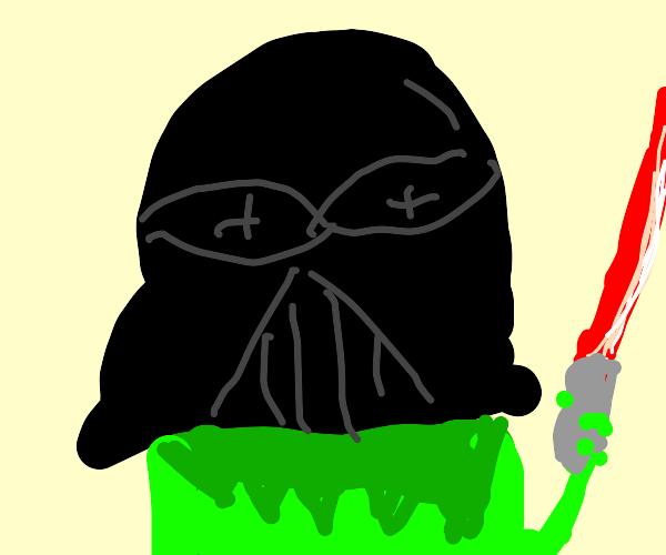 Meme Creator - me: don't post another Darth kermit Inner ...  |Darth Kermit Meme Lifting