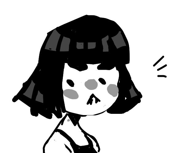 Vampire girl (cute)