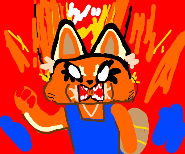 Aggretsuko Rage!!!