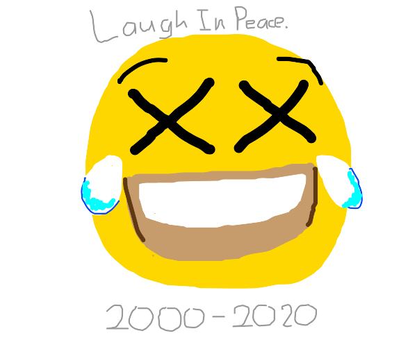 Death of the Laughing Emoji