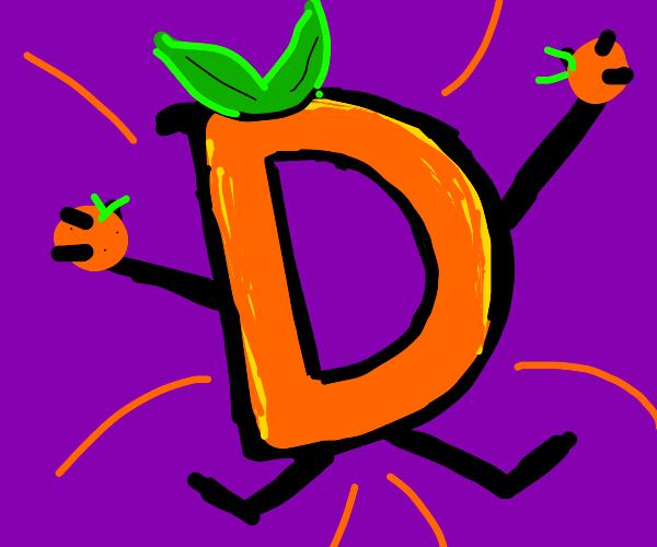 Orange drawception