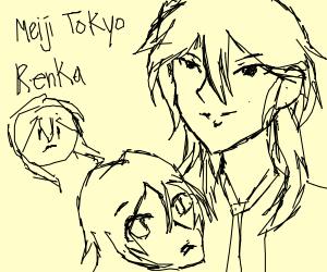 Meiji Tokyo Renka (Anime)