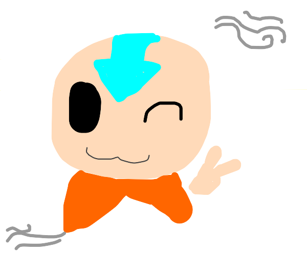 a monk from the last air bender