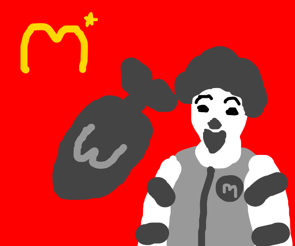 New from McDonald's: The McNuke