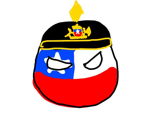 A countryball