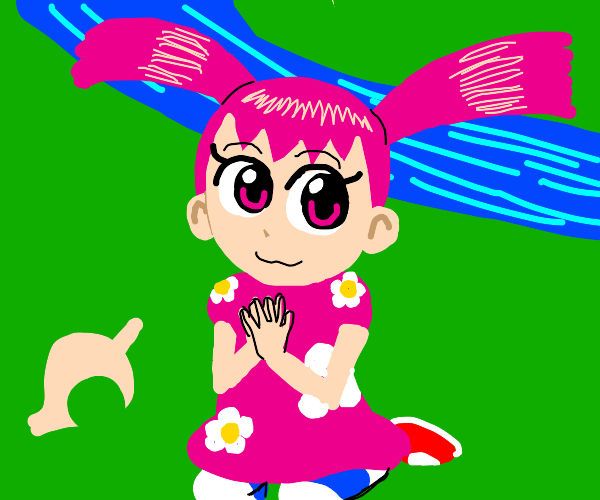 Ai from Animal Crossing