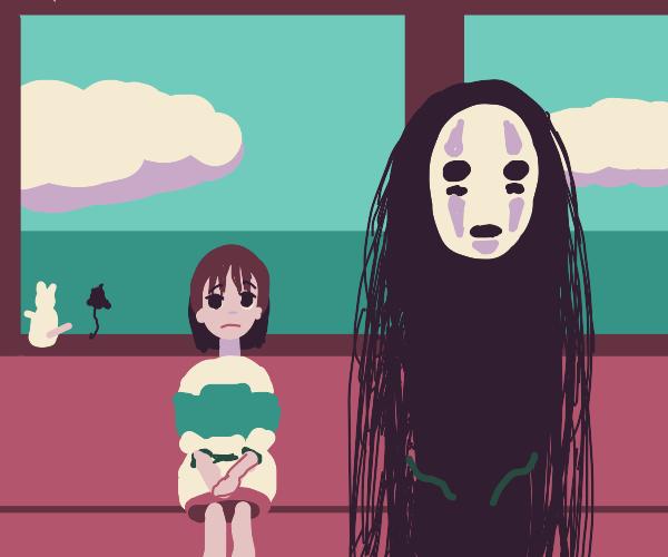 Spirited away (anime)