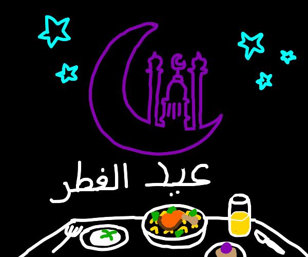 Eid al-Fitr is joyous celebration!